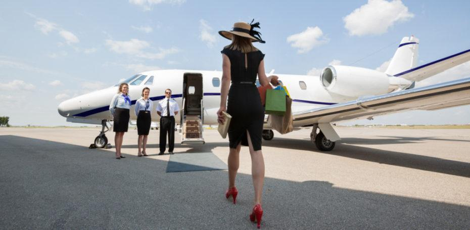 Private Jet Charter in Naples, Florida
