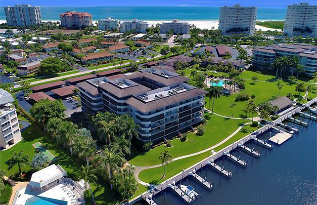 South Seas East Condo on Marco Island