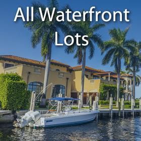 Marco Island Waterfront Lots