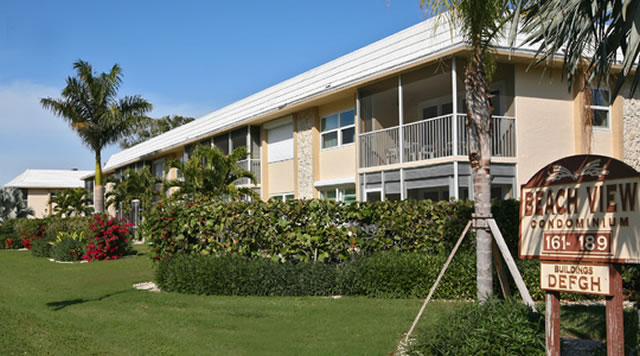 Beachview Condos on Marco Island FL