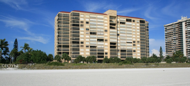 Crescent Beach Marco Island Condos Condominiums and Flats BOYLE – Admiralty House Marco Island Floor Plan