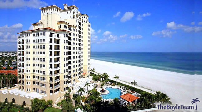 Beachfront Condo on Marco Island FL
