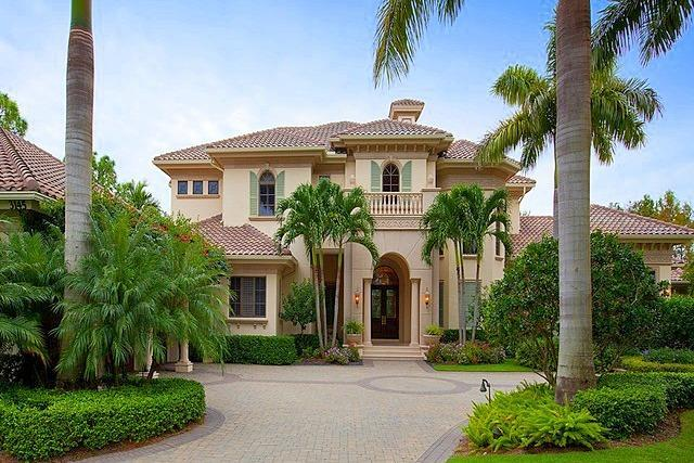 Superb Marco Island Luxury Homes