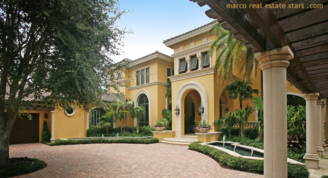 Marco Island Luxury Home