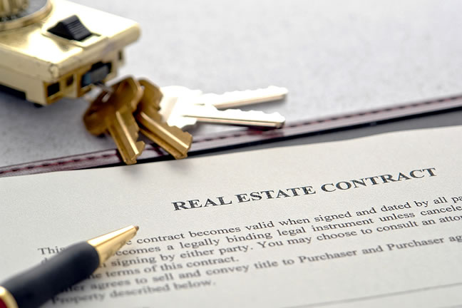 Marco Island Real Estate Contract