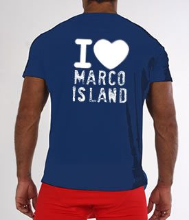 Marco Island T Shirt Image