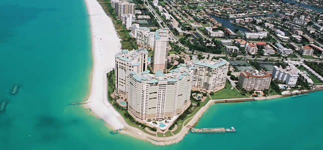 Marco Island Florida Beachfront Condos For Sale