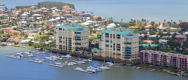 Pier 81 Marco Island Fl Luxury Waterfront Condos