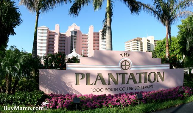 Plantation Condos For Sale Marco Island