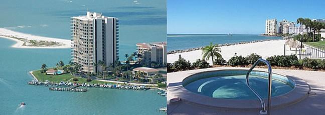 Marco Island Florida Located