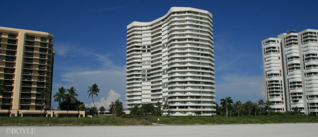 Summit House Condos for Sale on Marco Island