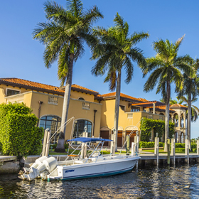 Marco Island Waterfront Homes For Sale