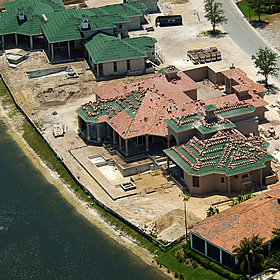 Waterfront Lots on Marco Island